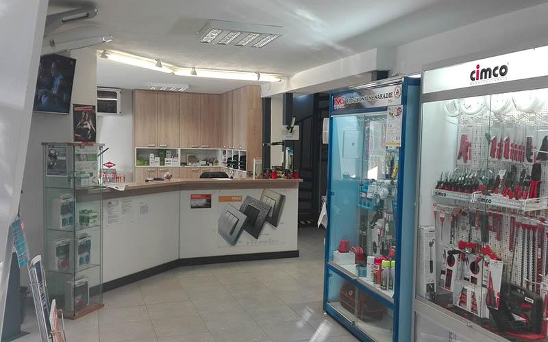 BKL ELEKTRO | elektroinštalačný materiál a elektroinštalačné práce - predajňa Dolný Kubín
