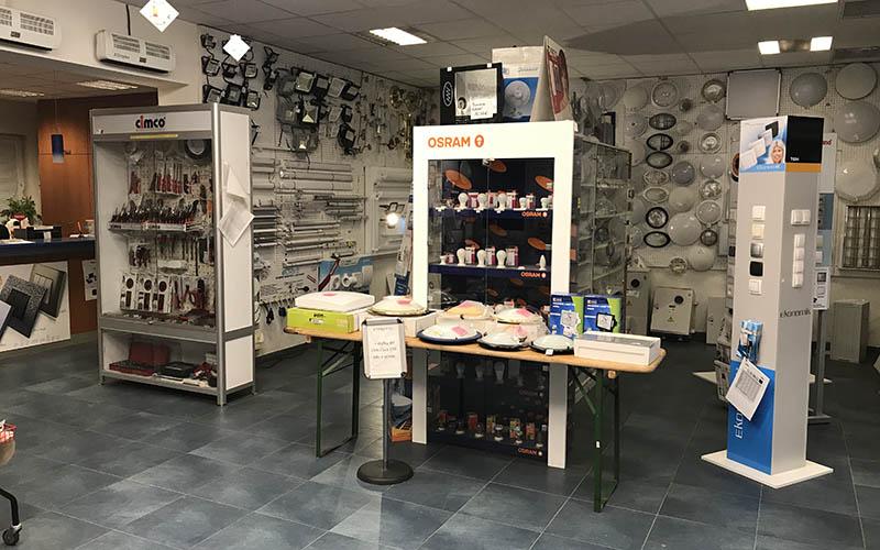 BKL ELEKTRO | elektroinštalačný materiál a elektroinštalačné práce - predajňa Martin