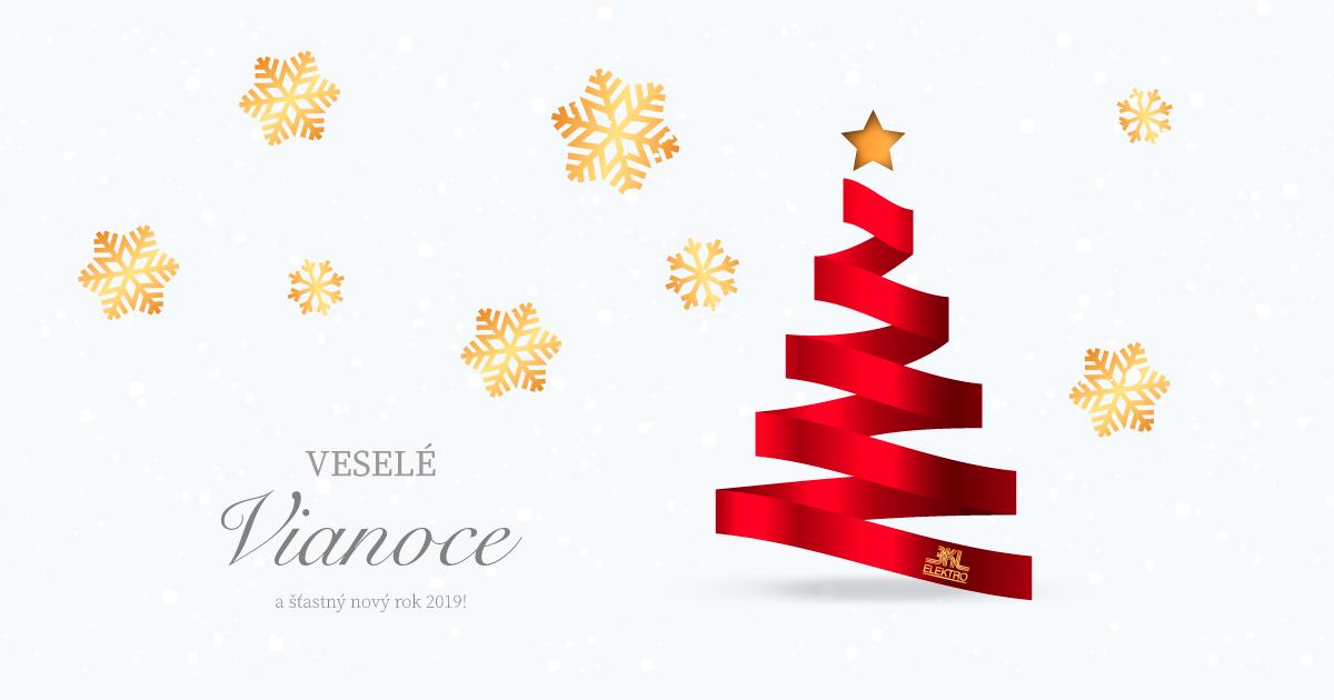 BKL ELEKTRO - Ďakujeme za prejavenú dôveru v uplynulom roku a do nového roka 2019 Vám prajeme Vám Veselé Vianoce a šťastný nový rok 2019